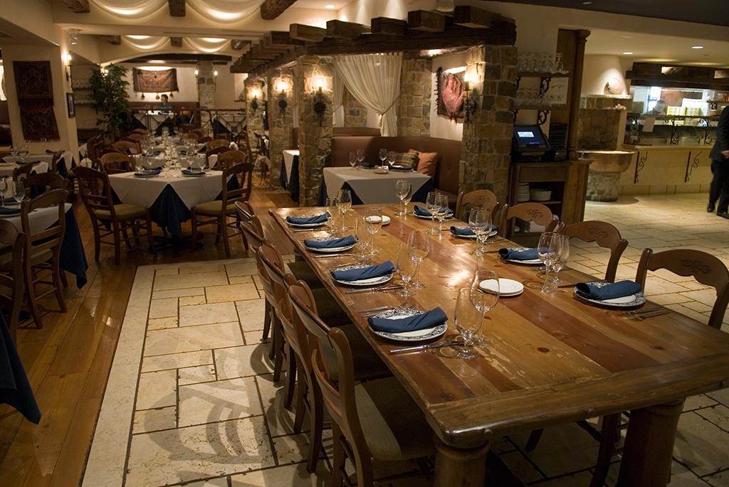 dining-room Greek Restaurants in Philly – Estia Restaurant