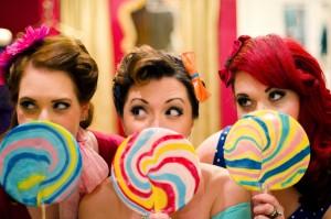 Hotsy Totsy lollipops