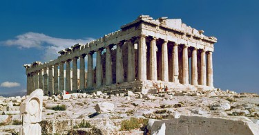 AthensGreeceParthenon