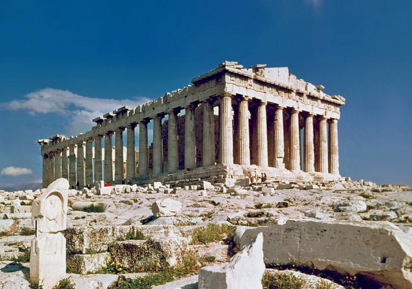 AthensGreeceParthenon