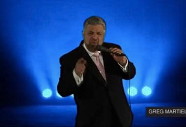 Greg Martiello in concert