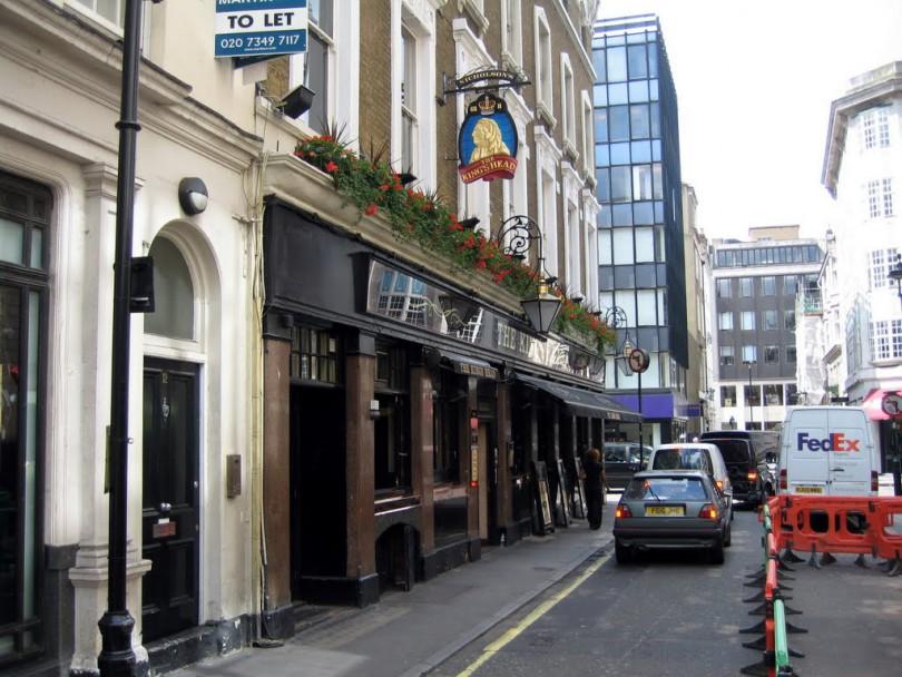 King's Head Pub London