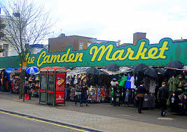 Camden Market,London