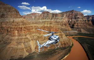Helicopter Rides to view Grand Canyon
