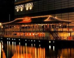 London Arena-the famous restaurant
