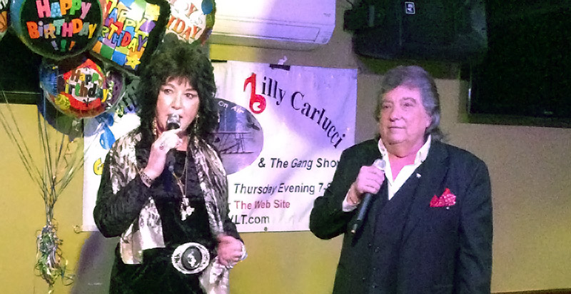 Patti Lattanzi Billy Carlucci & The Gang Show