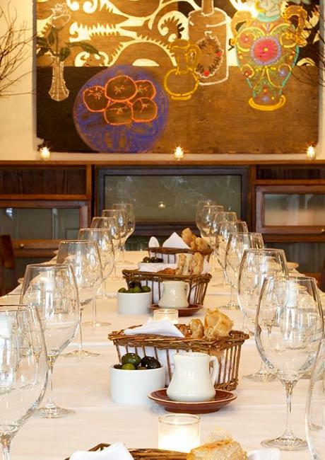 Maialino Private Dining. Maialino Private Dining Room