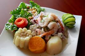 peru-ceviche Peru - A Magnificent Destination With Much To Experience