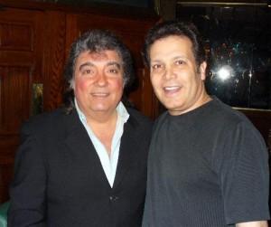 Joe Polito and Billy Carlucci