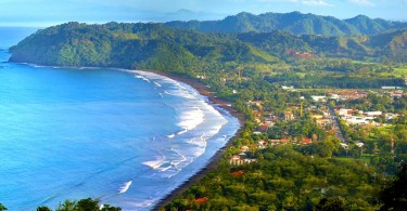 Costa Rica Great Lake region pic