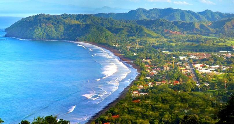 Costa Rica Great Lake region pic