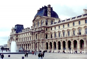 Paris, France Louvre Museum French museum