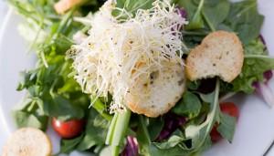 Firehouse Café Salad