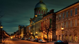 Bonsecours-Market-at-Night-Montreal-Quebec-300x169 Montreal - Bien venue! - 10 sites to see