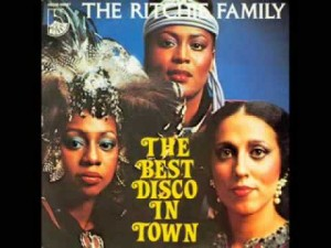 The Best Disco In Town-Ritchie family