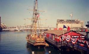 Boston Tea-Party Ships