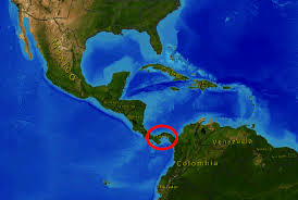 Panama from clear turquoise seas to the coffee farms panama on the world map gumiabroncs Image collections