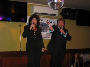 Patti Lattanzi, Billy Carlucci & The Gang Show at Filomena's