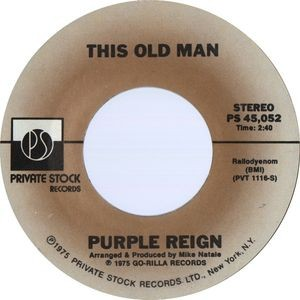 The Famous track-This Old Man-Purple Reign band
