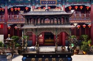 Guanghua Temple,China