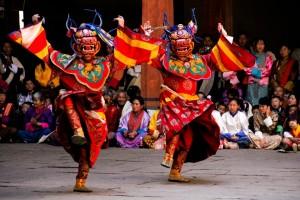 The Festivals In Bhutan