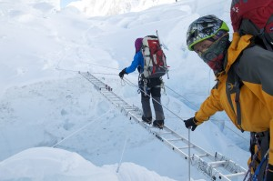 Climbing-on-mount-300x199 Mount Everest - Setting Your Sights on The Tallest Mountain