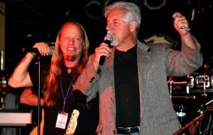 Dan McKeown with Paul Piccari @ Concert
