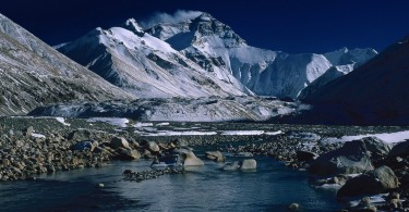 Mount everest featured