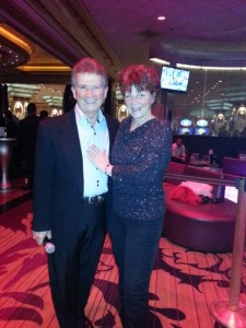 Donna DiToro Conte With Tommy McCarthy