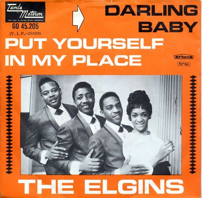 Elgins Darling Baby Put Your Self In My Place