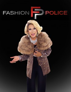 Holly Faris as Joan Rivers