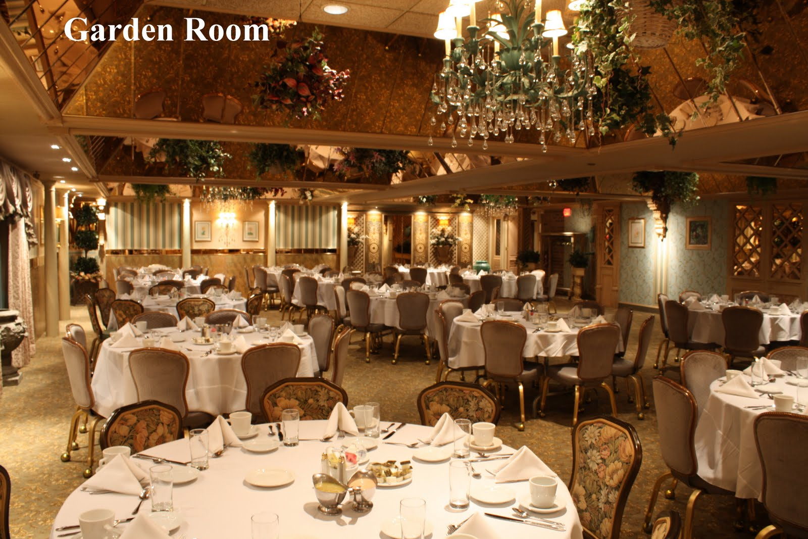 Pasta House Banquet Rooms