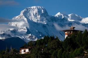 Himalaya Bhutan
