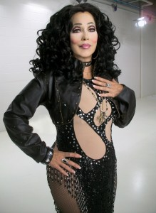 Holly Faris as Cher