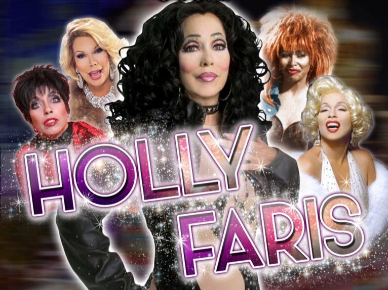 Holly Faris