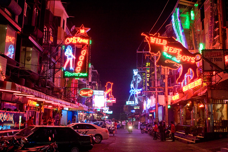 Chumphon thailand nightlife