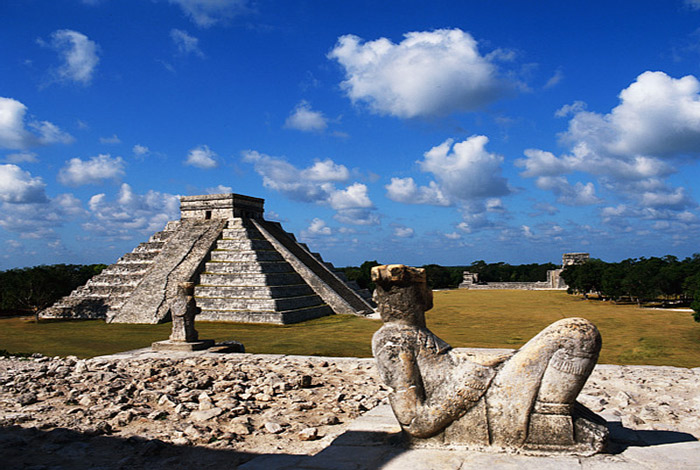 What City Is Near Chichen Itza