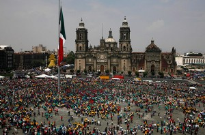 The City of Mexico