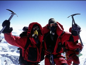 Climbing Mount Everest - A great Experience