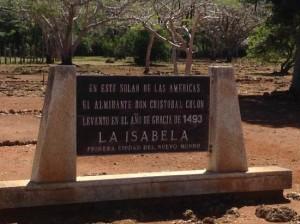Parque Nacional La Isabela