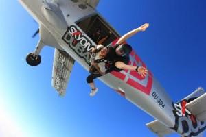 Skydive - Dubai