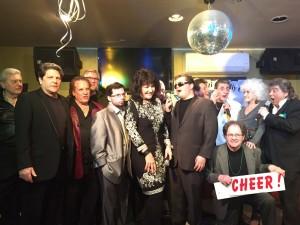 Patti Lattanzi Billy Carlucci & The Gang Show