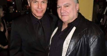 Al Sapienza and Michael Grazioli of The Sopranos