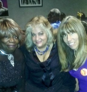 Vonnie Eli, Denise Montana and Shannon Johnson