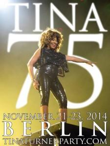 Tina Turner at 75