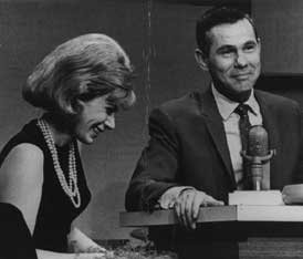 Joan Rivers and Johnny Carson on The Tonight Show
