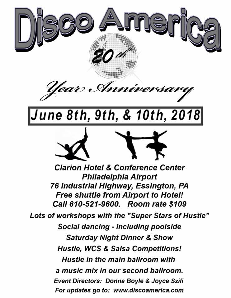 Disco-America-20 Donna Boyle - Queen Of The Hustle and Disco America