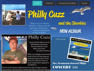 Philly Cuzz and the Shoobies