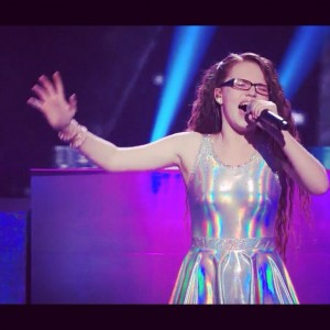 Mara Justine on Season 9 of America's Got Talent