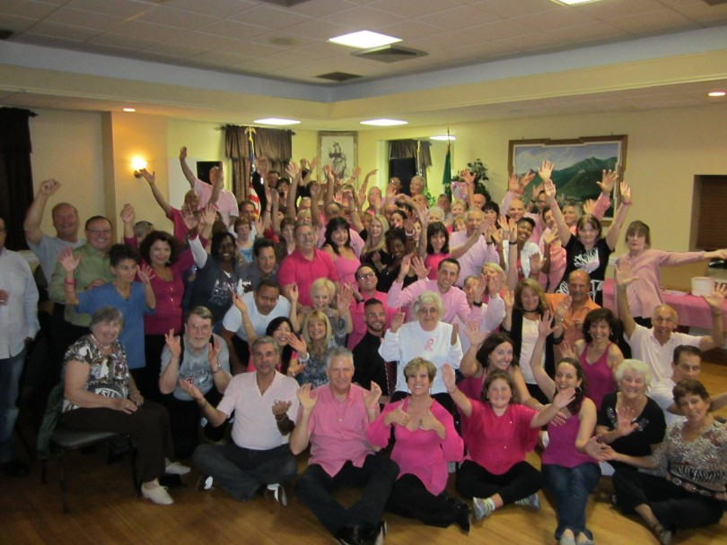 Brenda Lee Stewart Breast Cancer Dance Benefit